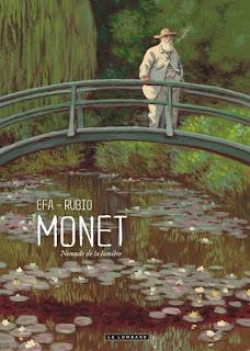 fiche-bd-Monet-nomade-de-la-lumière-Ricard-Efa-Salva-Rubio-artiste-auteur-scénariste-dessinateur-peintre-biographie-roman-graphique