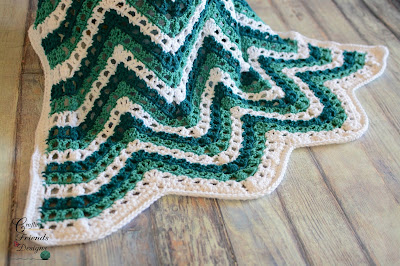 Sea Breeze Chevron by Crafting Friends