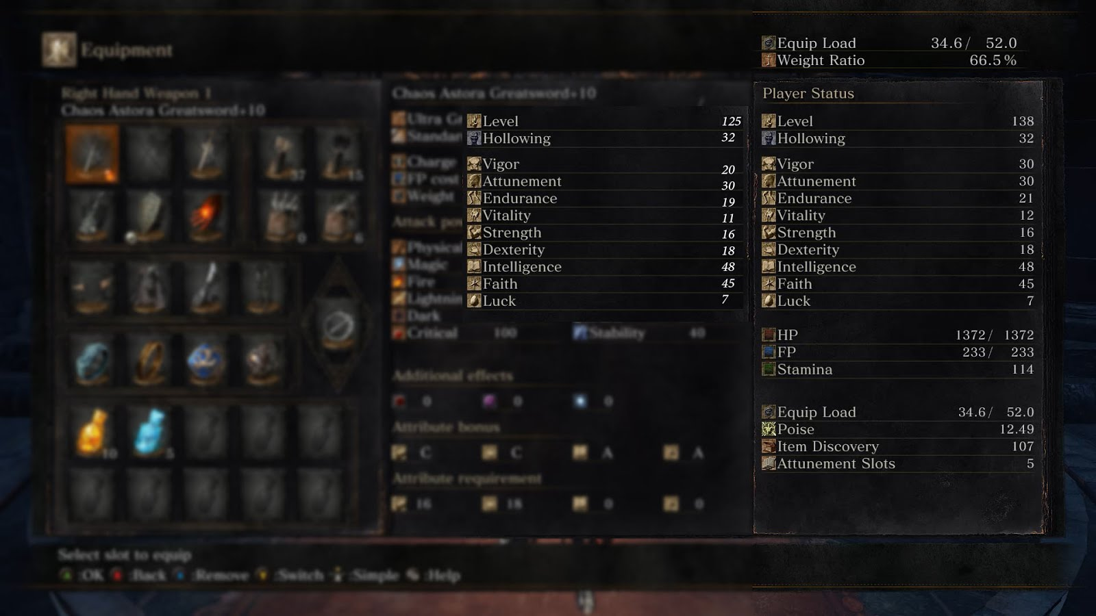 LuNe: Dark Souls 3 PvE Fun build - Jack of All Trades - photo#28