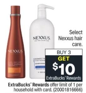 free Nexxus