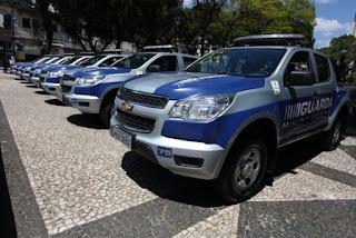 Guarda Municipal de Santos ampliará atuação na Zona Noroeste