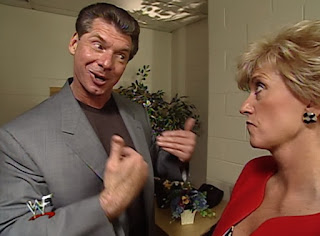 WWE / WWF King of the Ring 2000 -  Vince McMahon confronts Linda McMahon