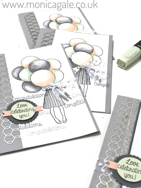 #stampinup #handdelivered #stampinblends