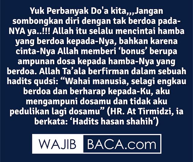 Jangan Telat Apalagi Tak Tahu, Di Waktu Inilah Kamu Sebaiknya Berdoa!