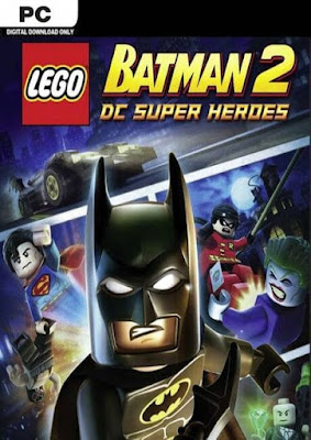 Capa do LEGO Batman 2: DC Super Heroes