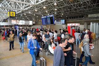 Aeroporto de Guarulhos (SP) apresentou o melhor desempenho