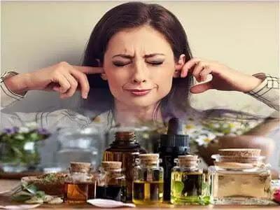 كيفية علاج طنين الأذن بالاعشاب