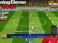 HANYA 200MB!! WINNING ELEVEN 2012 MOD 2021 New Update Winter Transfer