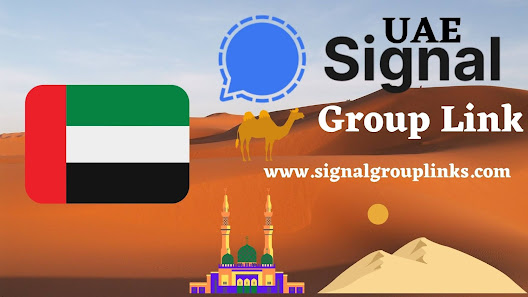 United Arab Emirates Signal Group Link