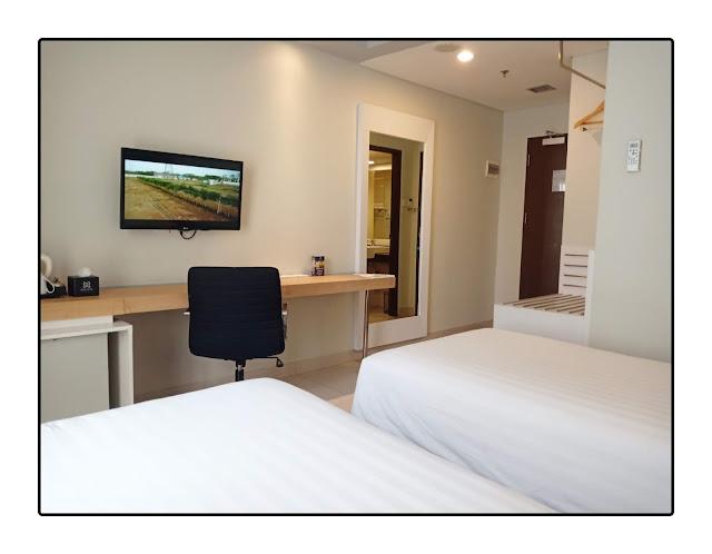 Batiqa hotel karawang