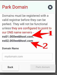 Free hosting me domain add kese kare 3