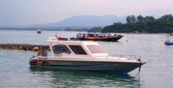 Speed Boat Services - Lombok - Gili Island
