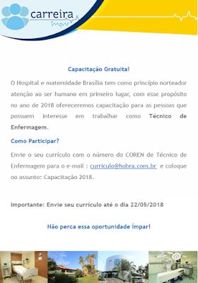 Hospital e maternidade Brasília