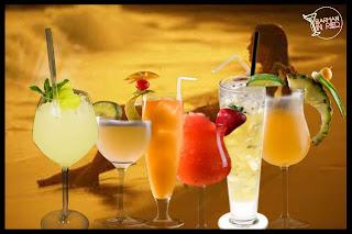 cocktails cócteles barmaninred