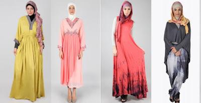 baju wanita muslimah