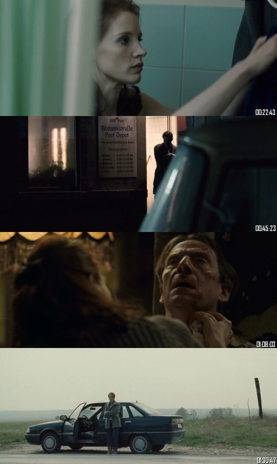 The Debt 2010 BRRip 720p 480p Dual Audio Hindi English Full Movie Download