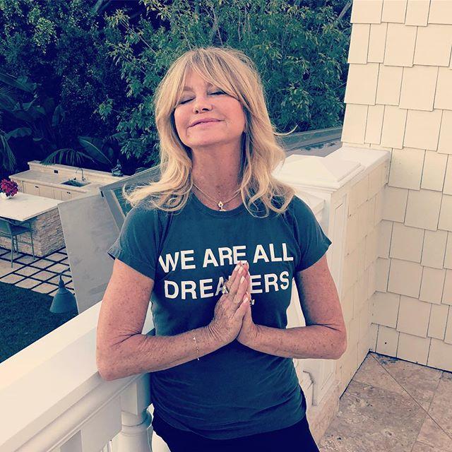 Goldie Hawn Photos