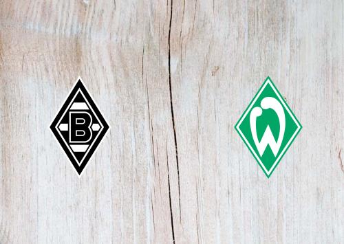 Borussia M.gladbach vs Werder Bremen -Highlights 19 January 2021