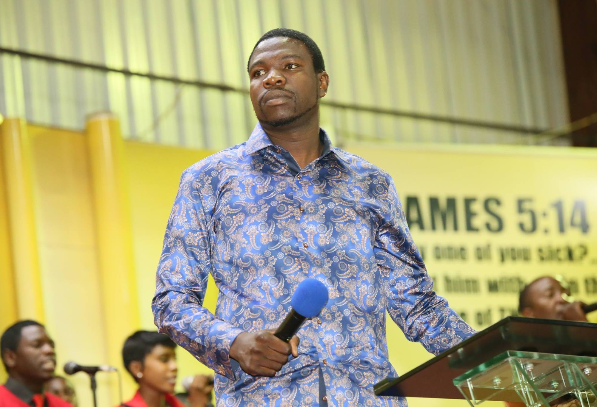 Prophet Walter Magaya