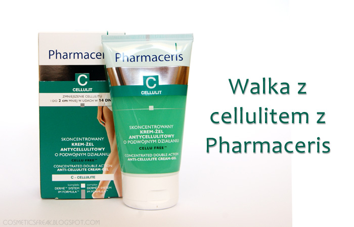 DUET PHARMACERIS DO WALKI Z CELLULITEM