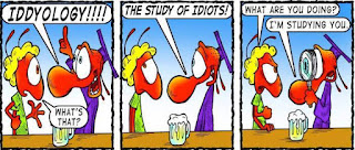 The Sunday Comics - Idiots