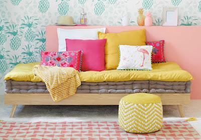 Print pattern kids design maison du monde