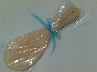 souvenir alat makan centong nasi kayu