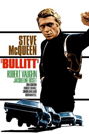 Bullitt (1968) Hindi Dual Audio 950MB BluRay 720p