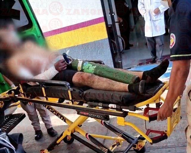 Fotos: Con tanque de Oxigeno, así quedaron los 10 Sicarios y 6 abatidos y 4 capturados tras enfrentamiento en Zamora, Michoacán