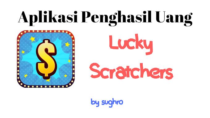Aplikasi Penghasil Uang Lucky Scratchers