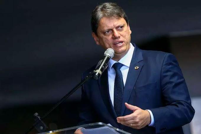 Ministro Tarcísio Freitas cumpre agenda no RN