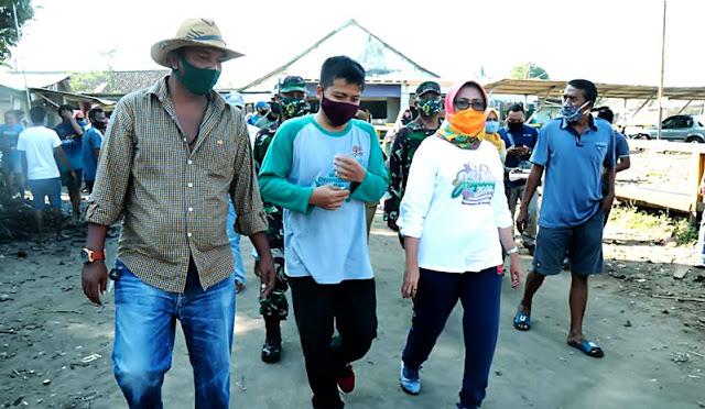 Indah berkunjung ke Desa Mlawang, Kecamatan Klakah