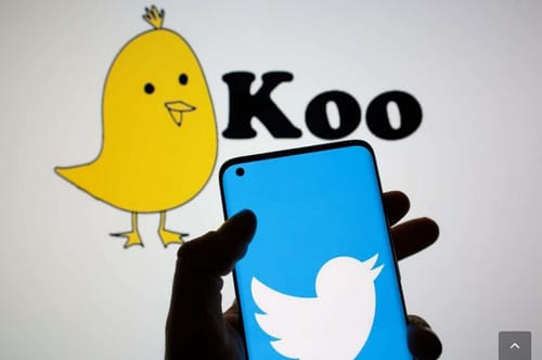 India is using the Koo app to respond to Twitter