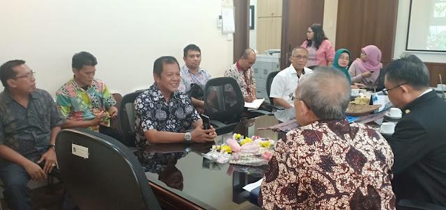 Bupati Ekspose Kampung Sabbe di Kementerian Perekonomian