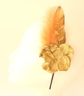 OI 1718 - Coleccion Oro 3 Diadema basica