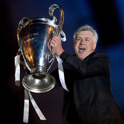 OFICIAL: Carlo Ancelotti nuevo entrenador del Real Madrid