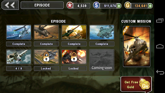 Gunship Battle Hack NEW Version