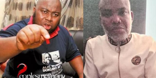 Asari Dokubo mocks Nnamdi Kanu over his arrest