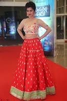 Mahima in beautiful Red Ghagra beigh transparent choli ~  Exclusive 029.JPG