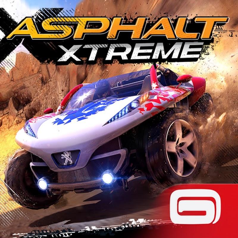 Asphalt Xtreme: Corrida Rally v1.9.3b Apk Mod [Dinheiro Infinito]