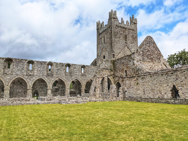 Things to See in Kilkenny: Jerpoint Abbey