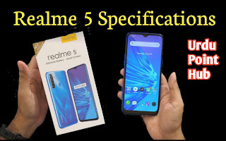 Realme 5 Specifications And Price in pakistan 2019