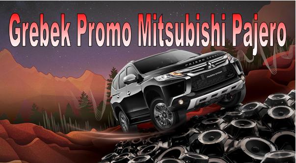 Promo Harga Kredit Mitsubishi Pajero Sport Di Kec. Arcamanik