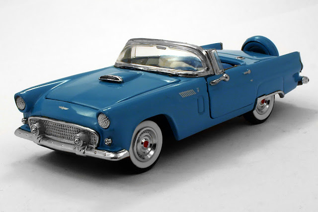 american icons 1 43 collection 1956 ford thunderbird by. Cars Review. Best American Auto & Cars Review