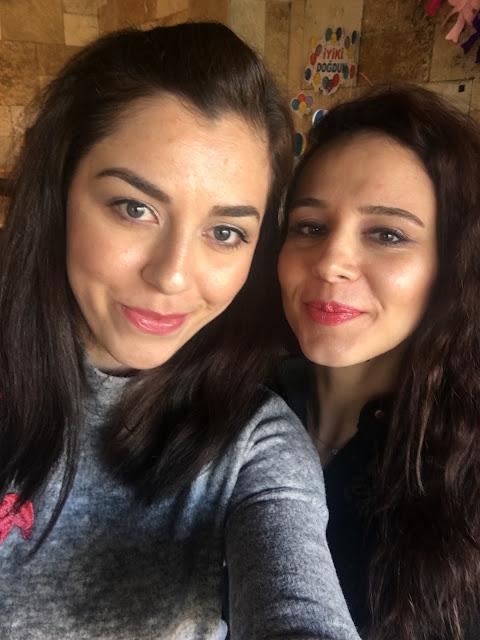 İkizlerin Makyajı 2017 Etkinliği