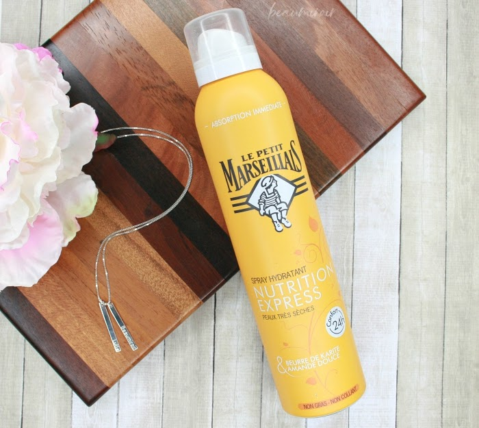 le petit marseillais spray hydratant review