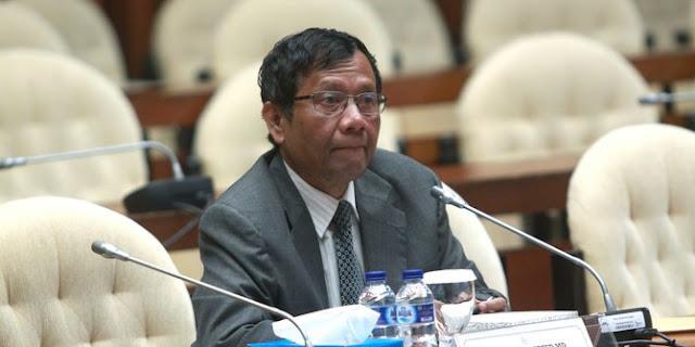 Masuk kandidat Cawapres Prabowo, Mahfud MD bilang 'bisa dibicarakan'