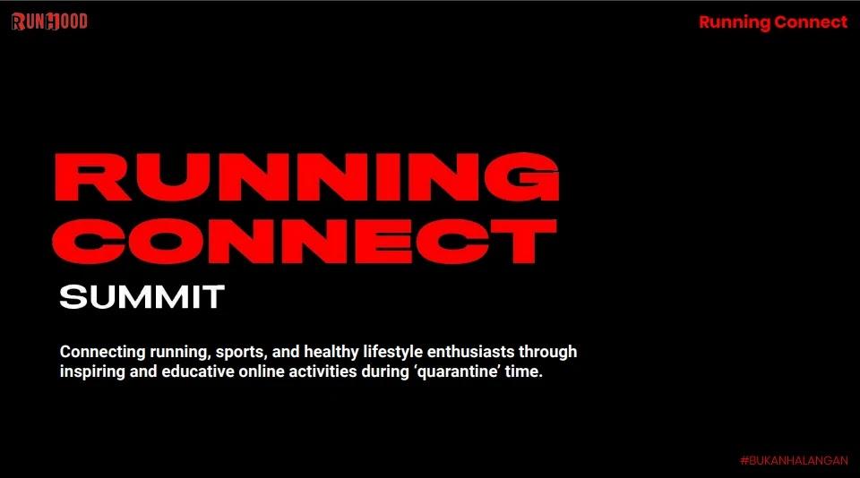 Running Connect Summit • 2020