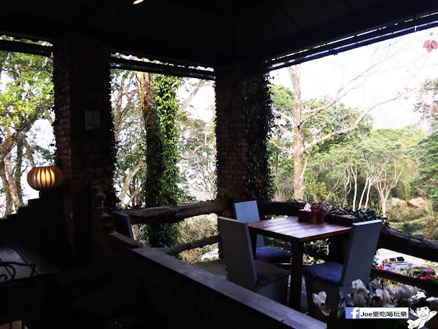 IMG 2529 - 【新竹旅遊】六號花園 景觀餐廳 | 隱藏在新竹尖石鄉的森林秘境,在歐風建築裡的別墅享受芬多精下午茶~