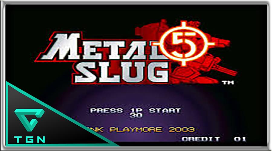 metal slug 5 apk sin emulador